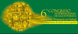 6to Congreso Internacional de Salud Publica