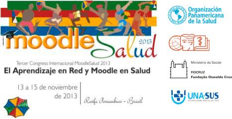Moodle Salud 2013 - Recife, Brasil