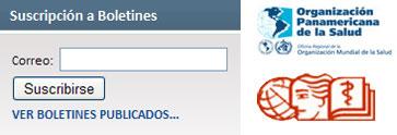 Lanzamiento del nuevo sistema de Boletines de Noticias del Campus Virtual de Salud Pública
