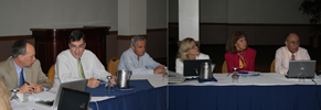 Reunión del Equipo Regional de Recursos Humanos de OPS/OMS.