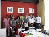 Workshop on the Development of an Online Module for the Leaders in International Health Program Edmundo Granda Ugalde